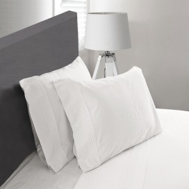 Lt - Haze Pleated Sheet Set