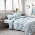 Al - Mackenna 3pcs Cotton Duvet Cover Set