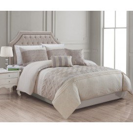 Lt Signature - Dalton 5pc Duvet Cover Set