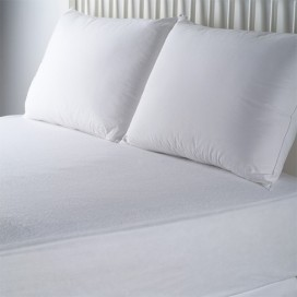 Waterproof Microfleece Mattress Protector