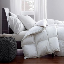 Lt - White Goose Feather Filled Duvet