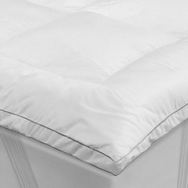 S707 - Vitality Microgel Mf Mattress Topper With Elastic Cor