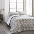 Al - Tula 3pc Cotton Duvet Cover Set