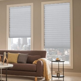 Lt - Cordless Cellular Pleated Blinds - Blockout