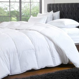 AL - Wool-filled T200 Cotton Duvet