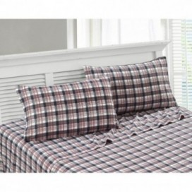 Rustic Cabin - Northern Collection Microfiber Sheet Set