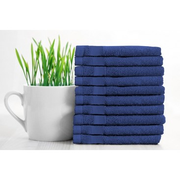 Rayon Bamboo Towels Face Set Of 10