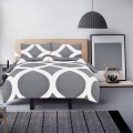 Manhattan Cotton Duvet Cover 3pcs Set