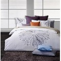 Nika 6pc Embroidered Cotton Comforter Set
