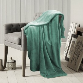 Microfleece Solid Colors Blanket 60 X 80 In