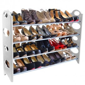 Shoe Rack Fits up to 20 pairs